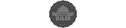 B&M Catering logo